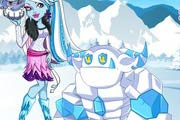 game Abbey`s Snow Monster