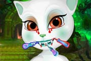 game Angela Vampire Dentist