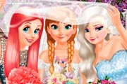 game Anna And Princesses Wedding