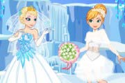 game Anna As Elsa's Bridesmaid