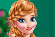 Anna Real Makeover Game