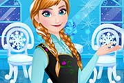 game Anna's Frosty Makeup