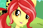 game Apple Bloom Wild Rainbow Style