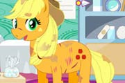 game Apple Jack Pony Feet Doctor