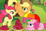 game Applejack Apple Challenge