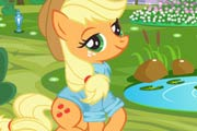 Applejack`s garden decoration