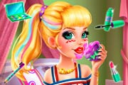 game Audrey Cheerleader Real Makeover