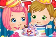 Baby Alice Birthday Party Game