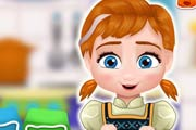 game Baby Anna Cooking Block Cake Pops