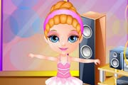 game Baby Barbie Ballet Injury