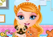 game Baby Barbie Pet Hospital