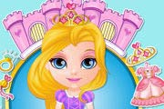game Baby Barbie Princess Costumes