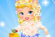 game Baby Cinderella Shower