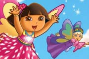 game Baby Dora Princess Difference