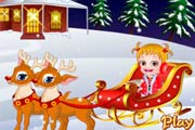game Baby Hazel Christmas Dream