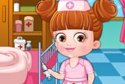 game Baby Hazel Doctor Dressup