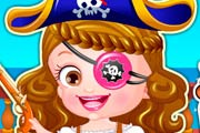 game Baby Hazel Pirates Dressup