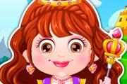 game Baby Hazel Royal Princess Dressup