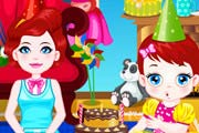 Baby Lulu's Birthday Game