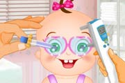 game Baby Rosy Eye Care
