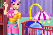 game Baby Sister Room Deco