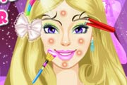 game Barbara Cute Makeover