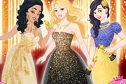 game Barbie And Princesses Oscar Ceremony
