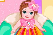 Barbie Baby Birthday Tutu