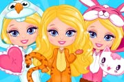 game Barbie Design My Chibi Onesie