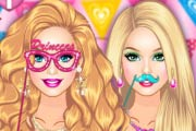 game Barbie Fairy Photo Booth