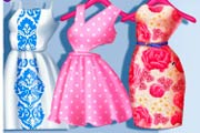 game Barbie In Love With Fashion: Summer Patterns