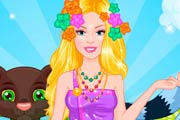 game Barbie Jungle Adventure