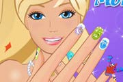 game Barbie Like Monster Nails