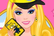 game Barbie Minions Make-Up