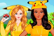 game Barbie Pokemon