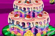 game Barbie Popstar Cake