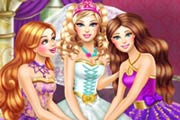 game Barbie Princess Wedding
