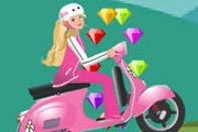 game Barbie Ride