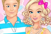 game Barbie Stylish Mommy To Be