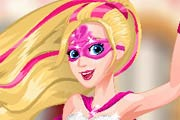 game Barbie Superhero Ear Problems