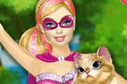 game Barbie Superhero Pet Rescue