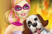 game Barbie Superhero Pet Rescue 2