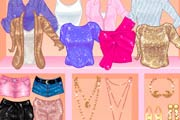 game Barbie Trend Alert: Hotpants