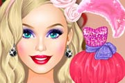 game Barbie Winter Prom