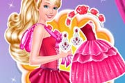 game Barbie`s First Ballet Class