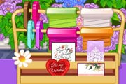 game Barbie`s Flower Shop
