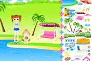 game Beach Design