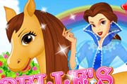 game Belle's Horse Caring
