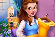 Belle's Magical Closet Game