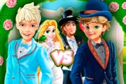 game Bestman at Rapunzel Wedding